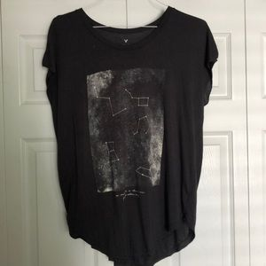 American Eagle Constellation Graphic Tee
